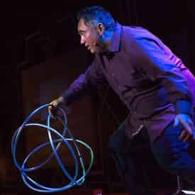 Magic Show - Starring Michael Bairefoot at the GTS Theatre
