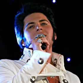 Elvis Live - Starring Alex Mitchell at the GTS Theatre