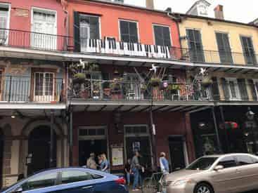 Unlocking Bourbon Street: Dinner, Nightlife, and Jazz Tour