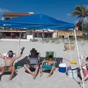 Hollywood Beach Set Up Service Beach Buddies Membership