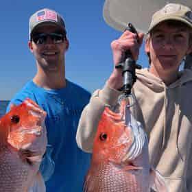 Offshore Fishing in Destin Florida