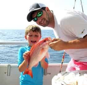5 Hour Deep Sea Party Boat Fishing in Panama City Beach