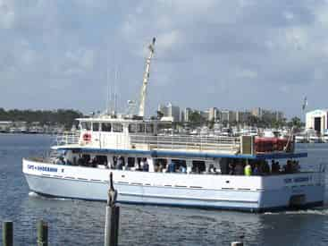 6 Hour Deep Sea Party Boat Fishing in Panama City Beach