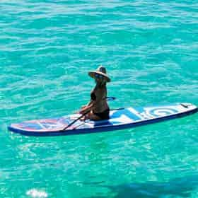 Sunrise Stand Up Paddle Board Tour with WET Inc.