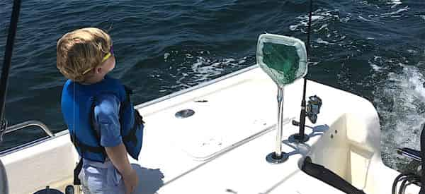 Kids Inshore Fishing with Emerald Coast Bay Charters
