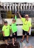 Kids Inshore Fishing with Emerald Coast Bay Charters