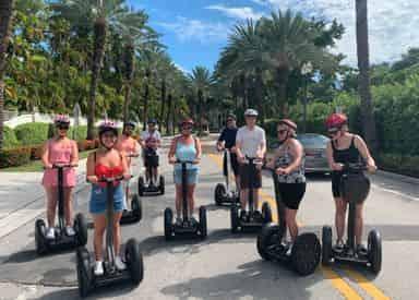 Miami Millionaire's Row Segway Tour