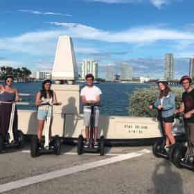 South Beach Segway Tour at Sunrise