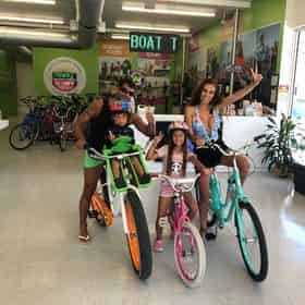 Fat Tire Beach Rider Bike Rental