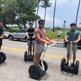 Venetian Islands Miami Segway Tour
