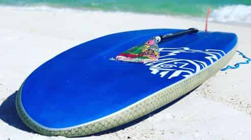 8 Hour Stand Up Paddle Board Rental with WET Inc.