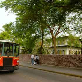 Old Town Trolley Tours Key West