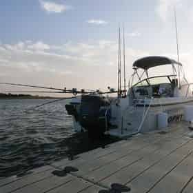 Half-day Family Fishing and Crab Island Tour Combo
