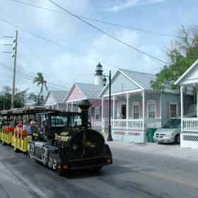 Hop On Hop Off Conch Tour Train Key West