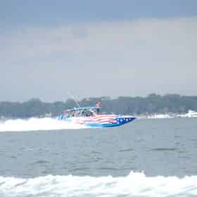 Dolphin Tour Thrill Ride Aboard the Screaming Eagle