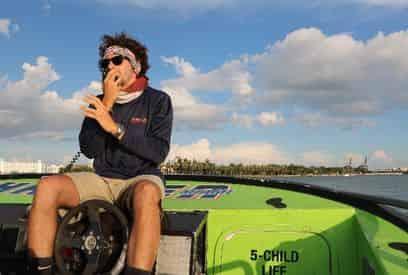 Miami Speedboat Tours