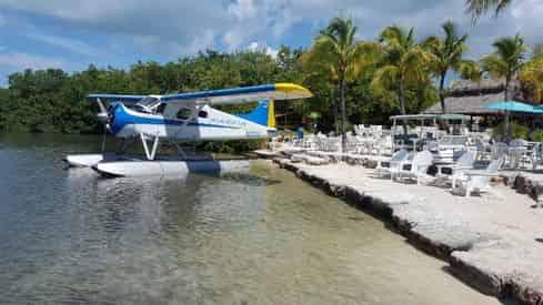 Island Escapes: Fly and Dine Islamorada