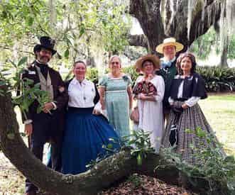 Destrehan Plantation Tour With Round Trip Transportation