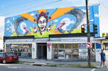 New Orleans Street Art & Mural Walk