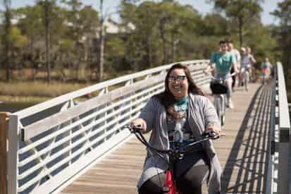 Grayton Beach Electric Bike Tour