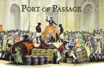 Port of Passage a Journey of Slavery, French Quarter Walking Tour