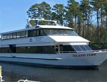 Island Time Sightseeing Cruise
