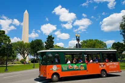 Old Town Trolley Tours of Washington DC
