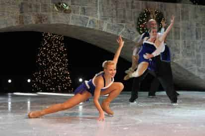 Christmas On Ice in Myrtle Beach