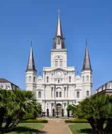 French Quarter Cemetery Combo Tour