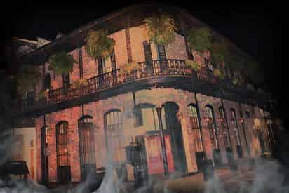 Haunted Ghost, Voodoo, Vampire and Sinister Tour - Adults 21+ Only