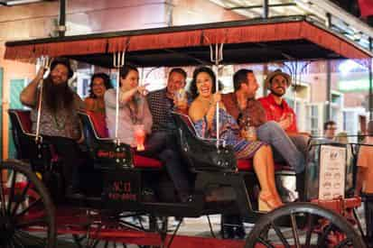 Carriage Rides of the French Quarter & Creole Neighborhoods