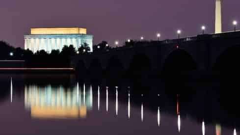DC Monuments by Night Tour