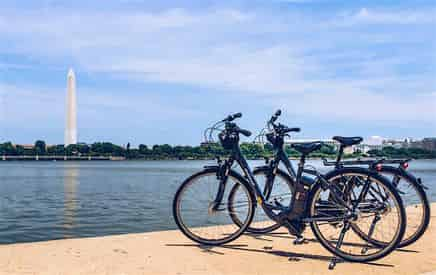Best of DC Electric Bike Tour
