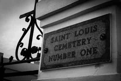 Cemetery and Voodoo Walking Tour by NOLA Ghost Riders