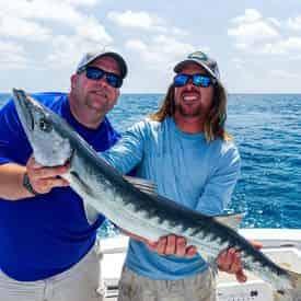 Half Day Split Charter Fishing