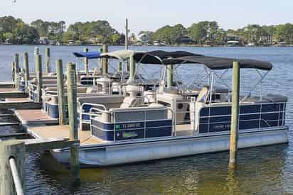 Pontoon Rental (12 Person) in Panama City Beach