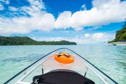 Clear Kayak and Snorkel Excursion