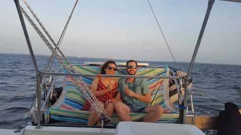 6 Passenger Private Catamaran Sailing Charter from Fort Walton