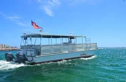 Crab Island Catamaran Excursion from Destin Harbor