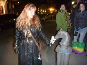 French Quarter Walking Ghost Tour