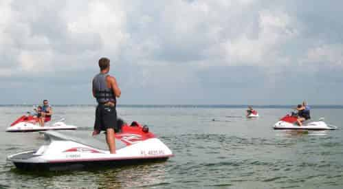 Wet N' Wild Watersports Waverunner Dolphin Tour
