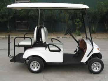 Street Legal Golf Cart Rentals
