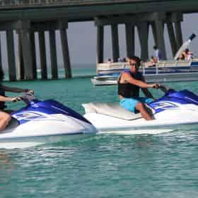Destin Waverunner/Jet Ski Rentals with La Dolce Vita on The Harbor