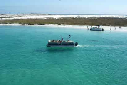 La Dolce Vita Destin Harbor Pontoon Boat Rentals