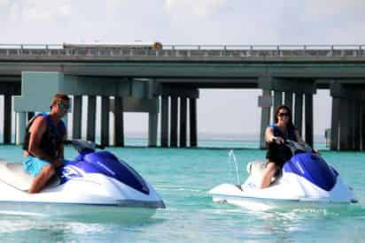 Destin Waverunner Dolphin Tour