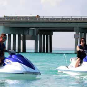 Destin Waverunner Dolphin Tour