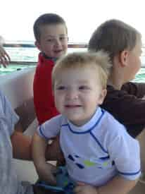 Shell Island Express Ferry