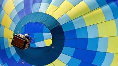 Gulf View Hot Air Balloon Rides