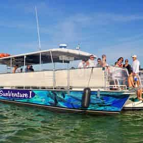 Dolphin & Sunset Cruise Aboard the SunVenture