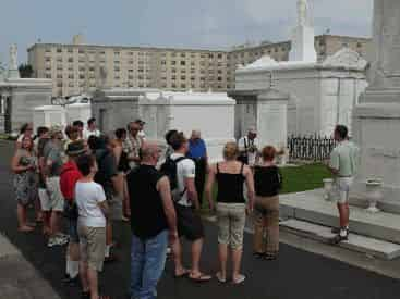 New Orleans City & Cemetery Combo Tour